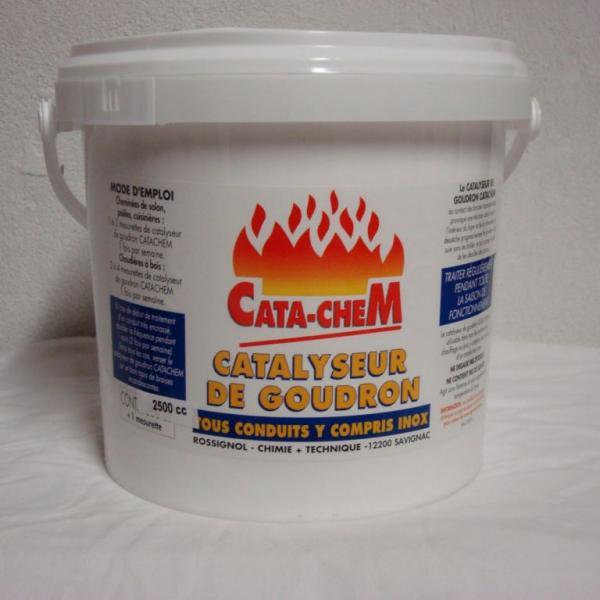 Catalyseur de goudron